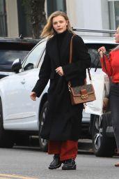 Chloe Moretz Street Style 01/16/2020