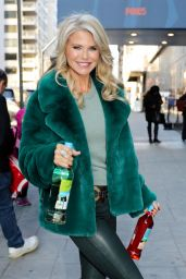 Christie Brinkley - Good Day NY in NYC 01/22/2020