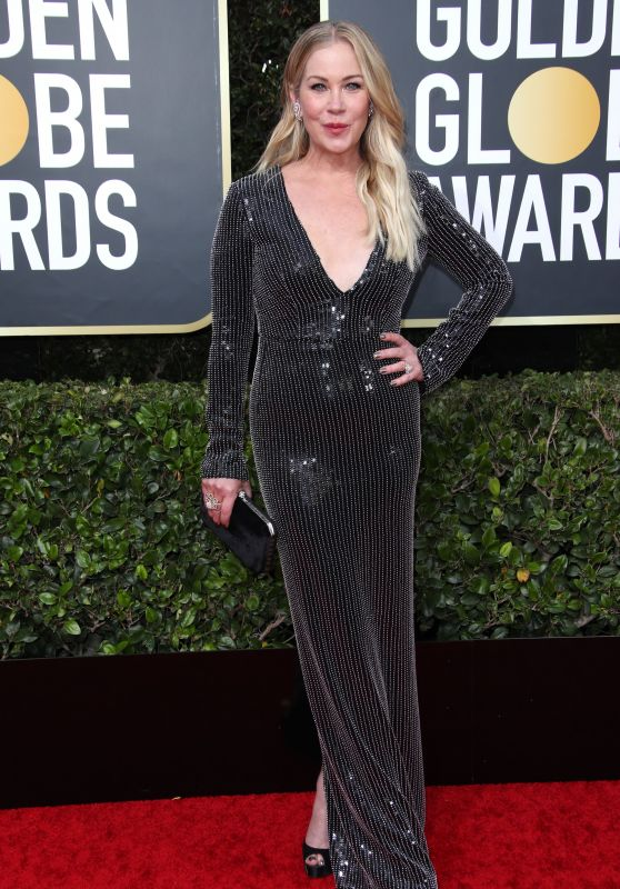 Christina Applegate – 2020 Golden Globe Awards