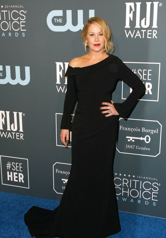 Christina Applegate – Critics' Choice Awards 2020