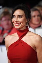 Christine Lampard – National Television Awards 2020 in London
