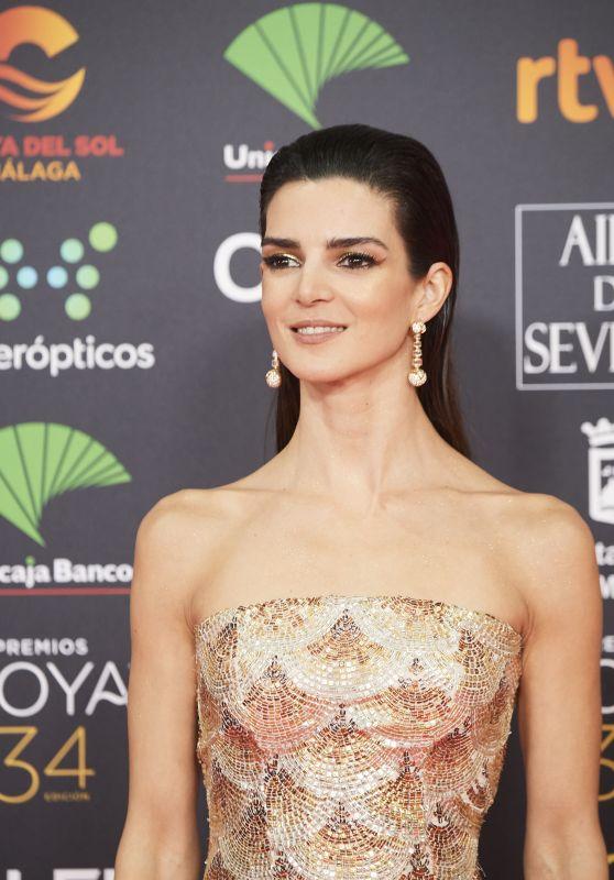 Clara Lago – Goya Cinema Awards 2020 Red Carpet in Madrid 01/25/2020