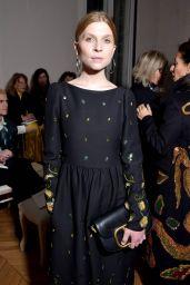 Clémence Poésy - Valentino Fashion Show in Paris 01/22/2020
