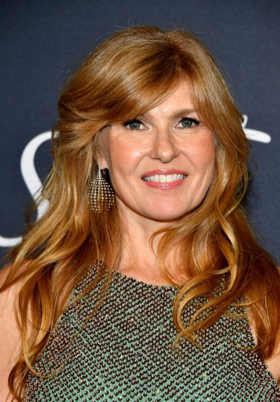 Connie Britton – Warner Bros. and InStyle 2020 Golden Globe After Party