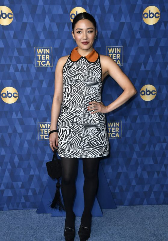 Constance Wu – ABC Television's Winter Press Tour 2020 in Pasadena