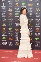 Cristina Brondo – Goya Cinema Awards 2020 in Madrid