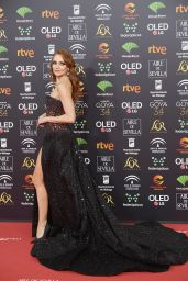 Cristina Castano – Goya Cinema Awards 2020 in Madrid