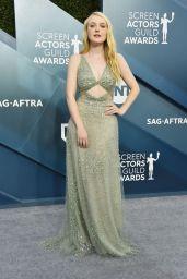 Dakota Fanning – Screen Actors Guild Awards 2020 (more photos)