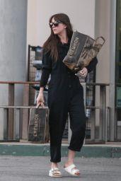 Dakota Johnson - Shopping in Los Angeles 01/27/2020