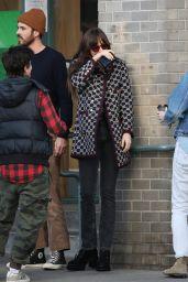 Dakota Johnson Street Style 01/16/2020