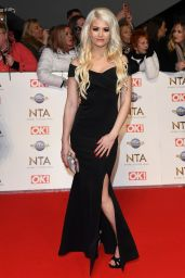 Danielle Harold – National Television Awards 2020 in London