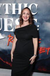 """Danielle Kreinik – """"Mythic Quest: Raven's Banquet"""" Premiere in LA"""