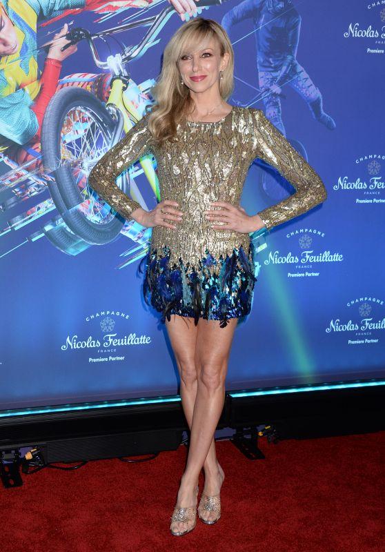 Debbie Gibson – Cirque du Soleil VOLTA Premiere in LA