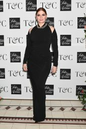 Debra Messing – Town & Country Jewelry Awards 2020