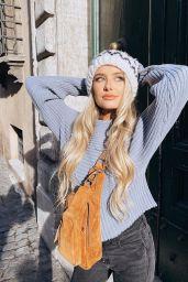 Demi Burnett - Social Media 01/20/2020