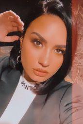 Demi Lovato - Social Media 01/31/2020