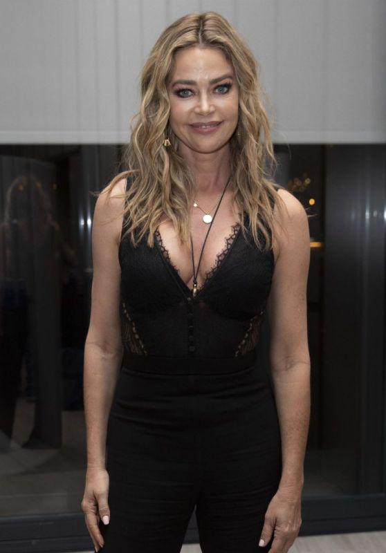 "Denise Richards - ""Glow and Darkness"" Photocall in Madrid"