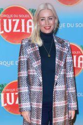 Denise Van Outen - Cirque Du Soleil LUZIA Premiere in London