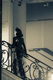 Dita Von Teese - Alexis Mabille Fashion Show in Paris 01/21/2020