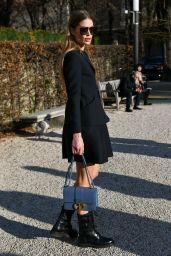 Doutzen Kroes– Dior Haute Couture Show at Paris Fashion Week 01/20/2020