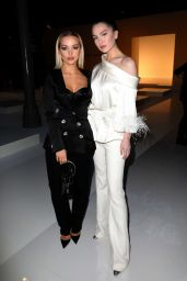 Dove Cameron – Ralph and Russo Fashion Show in Paris 01/20/2020