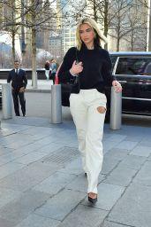 Dua Lipa Chic Style - New York 01/15/2020