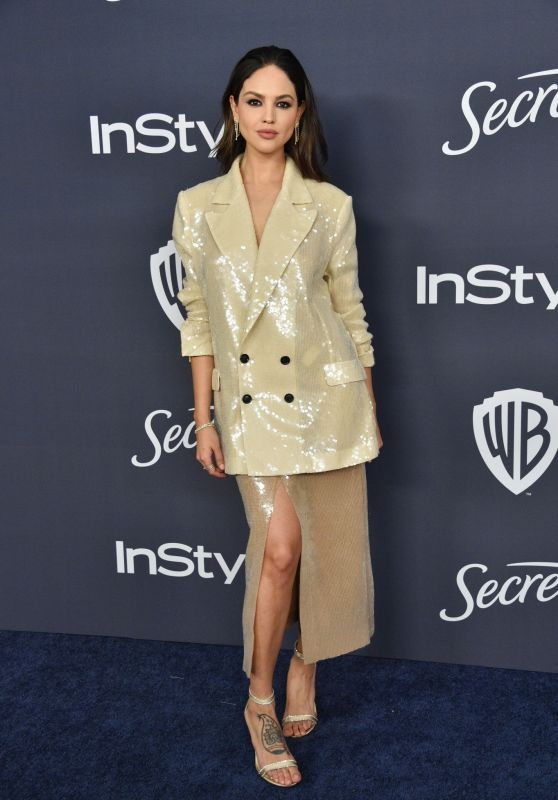 Eiza Gonzalez – Warner Bros. and InStyle 2020 Golden Globe After Party