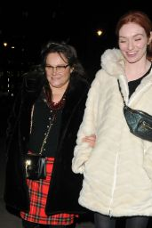 Eleanor Tomlinson - Royal Opera House in London 01/10/2020
