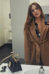 Elizabeth Gillies - Social Media 01/17/2020