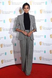 Ella Balinska - BAFTA Film Awards Nominations Announcement 2020 Photocall