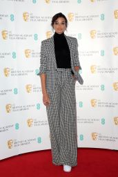 Ella Balinska - BAFTA Film Awards Nominations Announcement 2020 Photocall