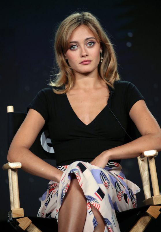 Ella Purnell - 2020 Winter TCA Tour in Pasadena 01/18/2020