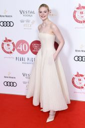 Elle Fanning – London Critics' Circle Film Awards 2020