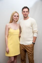 """Elle Fanning - """"The Great"""" Press Conference in Beverly Hills 01/17/2020"""