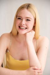 "Elle Fanning - ""The Great"" Press Conference in Beverly Hills 01/17/2020"