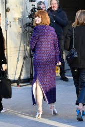 Ellie Bamber - Chanel Show at Paris Fashion Week 01/21/2020