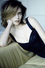 Emilia Clarke - Harper's Bazaar Magazine Russia February 2020 Photos