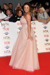 Emily Atack – National Television Awards 2020 in London