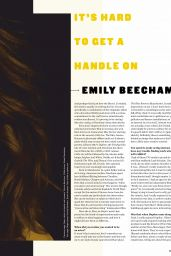 Emily Beecham - Empire UK March 2020 Issue