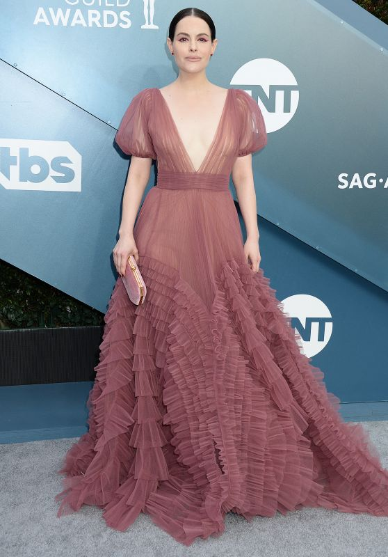 Emily Hampshire – Screen Actors Guild Awards 2020