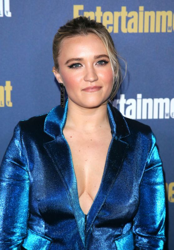 Emily Osment – EW Pre-SAG Celebration 01/18/2020