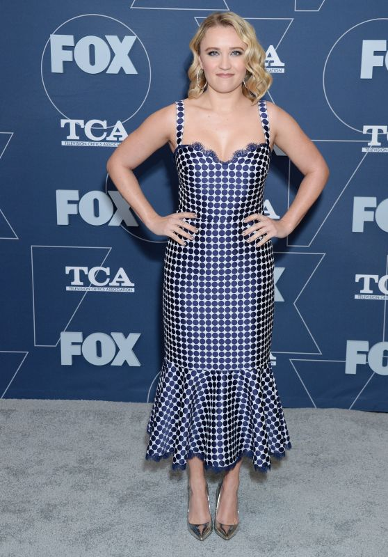 Emily Osment – FOX Winter TCA All Star Party in Pasadena 01/07/2020