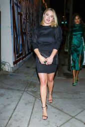 Emily Osment - Out For the Events in LA 01/05/2020