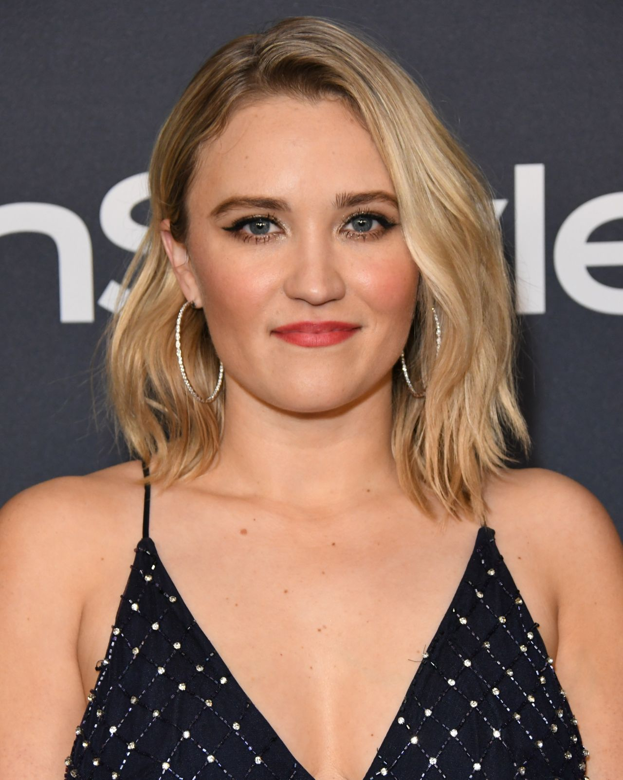 Emily Osment - Warner Bros. and InStyle 2020 Golden Globe