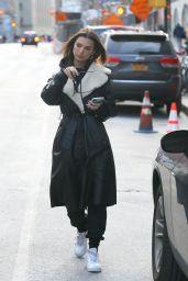 Emily Ratajkowski - Out in New York City 01/21/2020