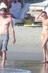 Emma Roberts in a Bikini 01/18/2020