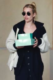 Emma Roberts - Out in LA 01/05/2020