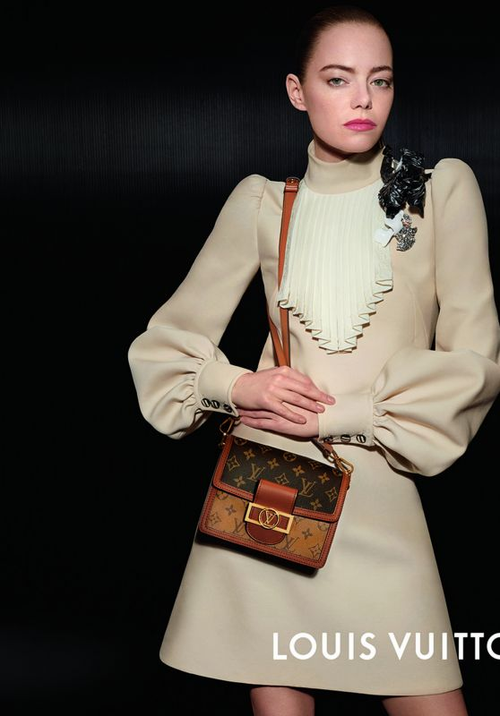 Emma Stone - Louis Vuitton SS20 Womens Campaign 2020