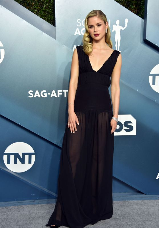Erin Moriarty – Screen Actors Guild Awards 2020
