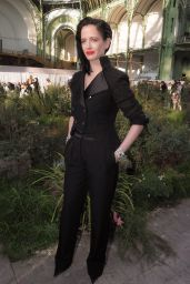Eva Green - Chanel Fashion Show in Paris 01/21/2020